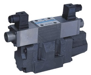 BFWH Proportional electro-hydraulic directional valve