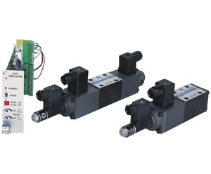 BFFW Proportional Directional Valve with Feedback