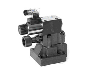 Y/YW Pilot-operated relief valve/solenoid relief valve