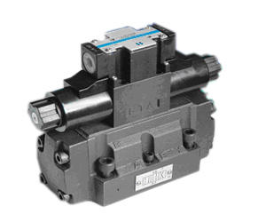 FW Electrical operated directional control valve